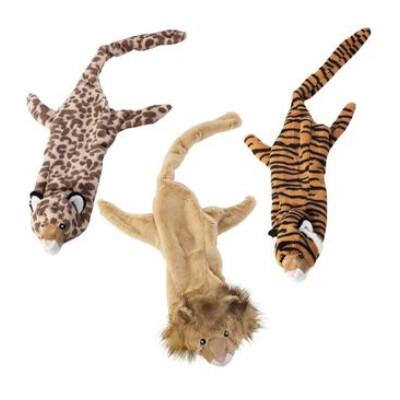 Skinneeez-Jungle-Cat-25-Dog-Toys