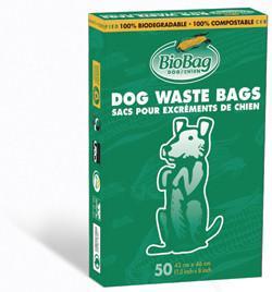 BIO BAGS Dog Waste Bags (Poop Bags)