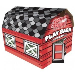 BROWN'S Tropical Carnival® Play Barn with Hay