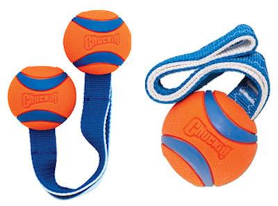 CHUCK IT Tug and Toss Toys by Canine Hardware - Ultra Tug / Ultra Duo