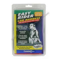 COASTAL Easy Rider Car Harness (Seat Belt)