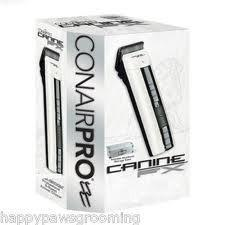 CONAIR PRO Canine FX Clippers / Trimmers and Nail Grinder