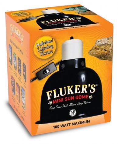 """FLUKERS Dome Lamp Mini 5.5"""" or regular 10"""""""