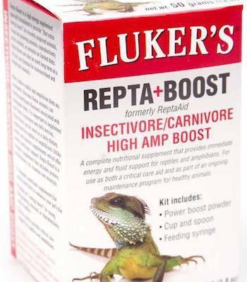 FLUKERS Repta Boost Insectivore Carnivore