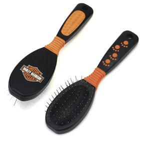 HARLEY-DAVIDSON Dog Pin Brush