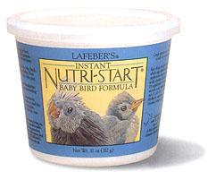 LAFEBERS Nutri-Start Hand feeding formula for Baby Birds