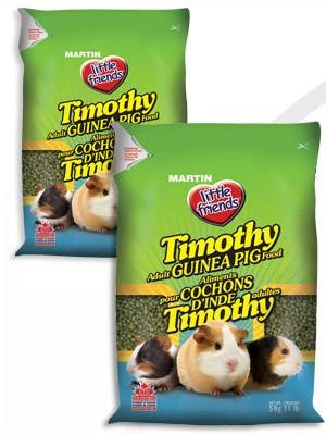 MARTIN Extruded Guinea Pig Food (Timothy)