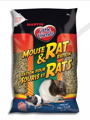 MARTIN Mouse and Rat Ration 1kg