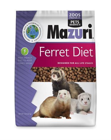 MAZURI Ferret Diet - Ferret Food for All Life Stages