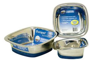 OURPETS Durapet® Square Bowls