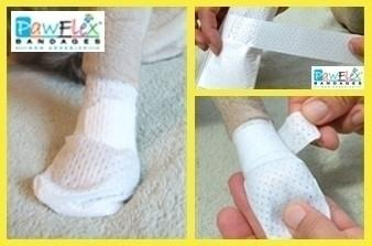 PAWFLEX Bandages for Dogs
