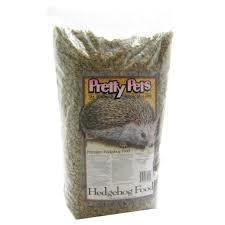 PRETTY BIRD / PRETTY PETS Hedgehog Food