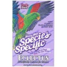 PRETTY BIRD Species Select Premium Eclectus