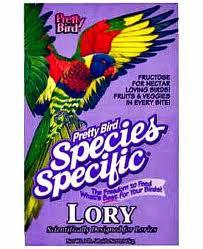 PRETTY BIRD Species Select Premium Lory