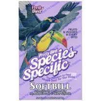PRETTY BIRD Species Select Premium Softbill