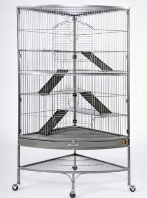 PREVUE HENDRYX Ferret Cages - Models 480/485/486/479/490