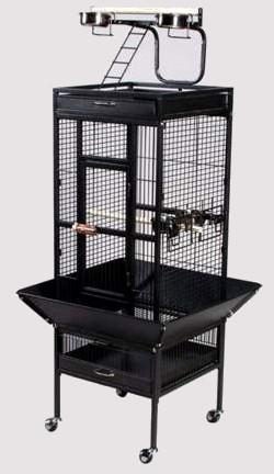 PREVUE HENDRYX Select Cockatiel Bird Cages Model 3151