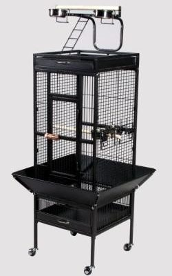 PREVUE HENDRYX Select Parrot Bird Cage Model 3152