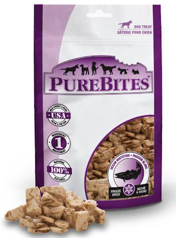 PUREBITES Dog Treats - Freeze Dried Ocean Whitefish