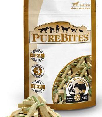 PUREBITES Dog Treats - Freeze Dried Trail Mix