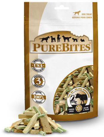 PUREBITES Dog Treats - Freeze Dried Trail Mix