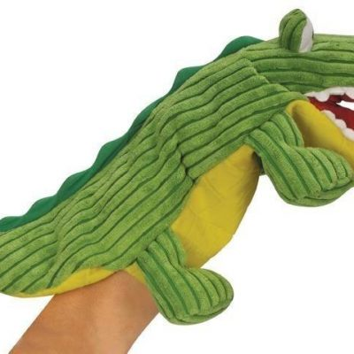 Plush Durable Squeaky Big Billy/Craig/Kurt The Interactive Squeak Toy for Dogs by Huggle Hounds