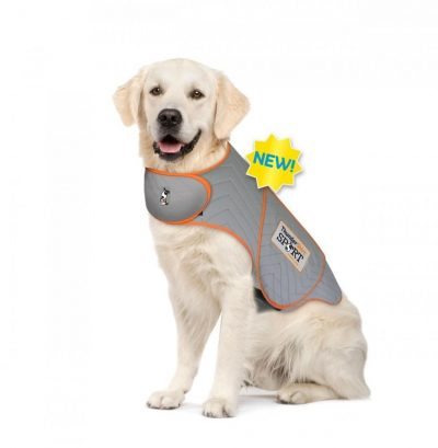 The Thundershirt Sport Platinum Anxiety Vest for Dogs