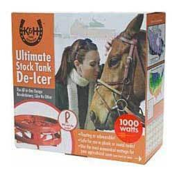 ULTIMATE Bucket and Stock Tank De-Icer by K and H