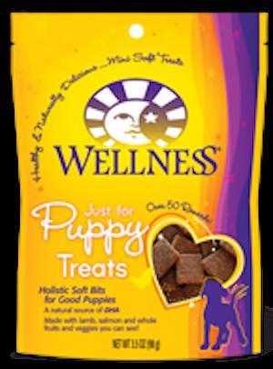 WELLNESS Just for Puppy Mini Soft Treats