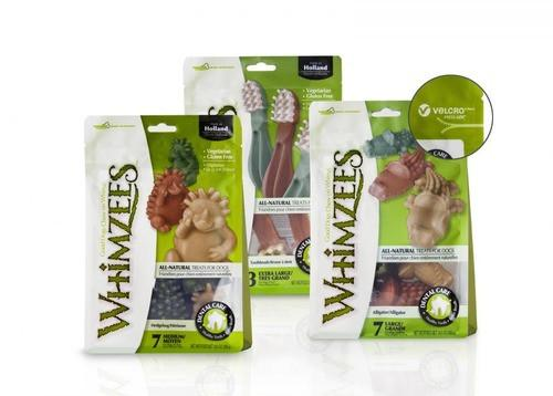 WHIMZEES (Formerly Paragon) Edible Dog Chews (Toothbrush/Animal Shapes/Stix)