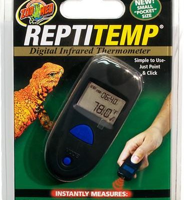 ZOO MED Gauges and Thermometers