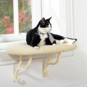 KITTY SILL™ (Heated & Unheated) by K & H Pet Products