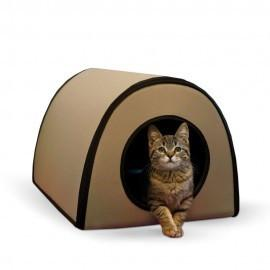 MOD OUTDOOR KITTY SHELTER (NEW) by K & H Pet Products