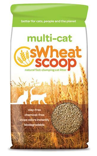 SWHEAT SCOOP Cat Litters