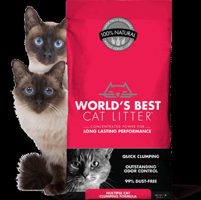 WORLD'S BEST Cat Litters - Original Series
