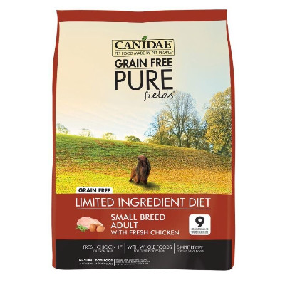 Buy Canidae Grain Free PURE Fields Small Breed Dog Food