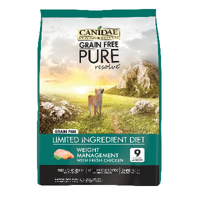 Buy Canidae Pure Resolve Weight Management Dog Food - Chicken