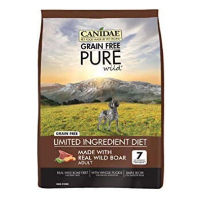Buy Canidae Pure Wild Adult Dog Food - Wild Boar