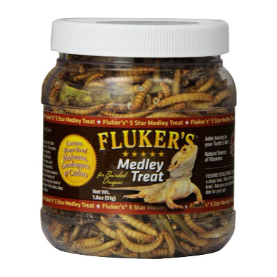 buy Flukers-Bearded-Dragon-Medley-Treat