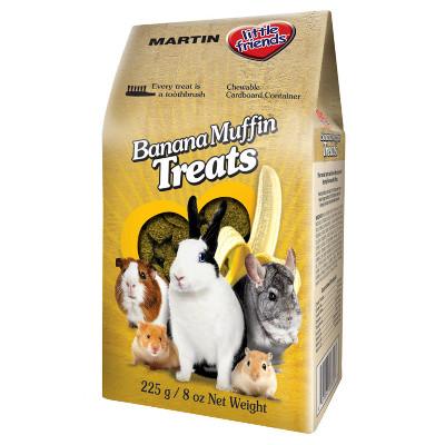 Buy Martin Mills Small Animal Hearty Banana Muffin Rabbit Treat