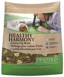 ARMSTRONG DEVOTION – Healthy Harmony Guinea Pig Blend Small Animal Food