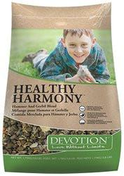 ARMSTRONG DEVOTION – Healthy Harmony Hamster and Gerbil Blend