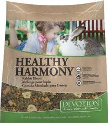 ARMSTRONG DEVOTION – Healthy Harmony Rabbit Blend Small Animal Food