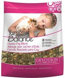 ARMSTRONG DEVOTION – Yummy Balance Guinea Pig Blend
