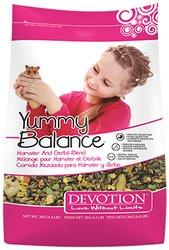 ARMSTRONG DEVOTION – Yummy Balance Hamster and Gerbil Blend Small Animal Food