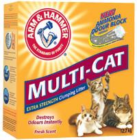 Arm & Hammer Multi-Cat Fresh Scent Super Scoop Clumping Cat Litter