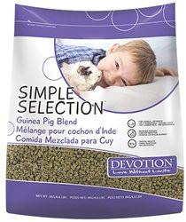 Armstrong Devotion Simple Selection Small Animal Food - Guinea Pig