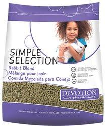 Armstrong Devotion Simple Selection Small Animal Food - Rabbit