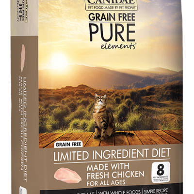 Canidae Grain Free Pure Elements Cat and Kitten Formula with Chicken