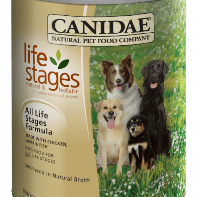 Canidae All Life Stages Canned Wet Dog Food